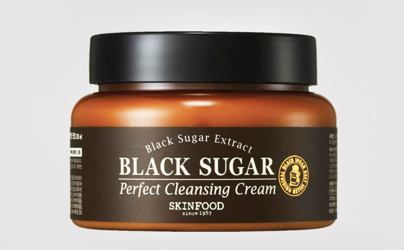 FULL RECENSION: Skinfood Black Sugar Perfect Cleansing Cream